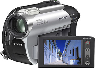 Sony DCR-DVD109