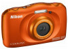 Цифровой фотоаппарат Nikon Coolpix W150 Orange Backpack kit