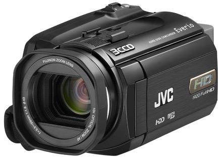 JVC HD6