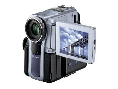 Sony dcr-trv340e
