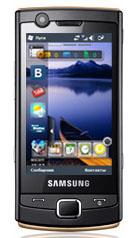 Samsung b7300: komunik0e1tor s windows mobile ve stylu ultratouch - idnescz