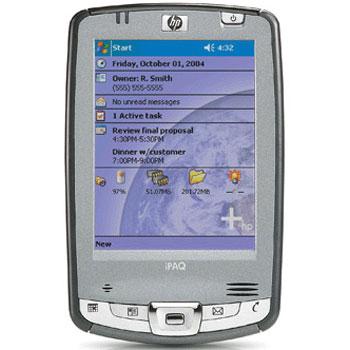 HP iPAQ hx2110