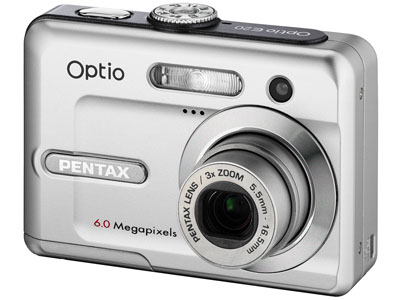 Pentax Optio S60 Инструкция
