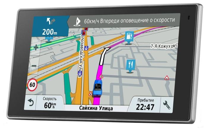 Garmin DriveLuxe 50 RUS LMT
