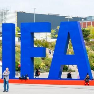 Бытовая техника на IFA 2018