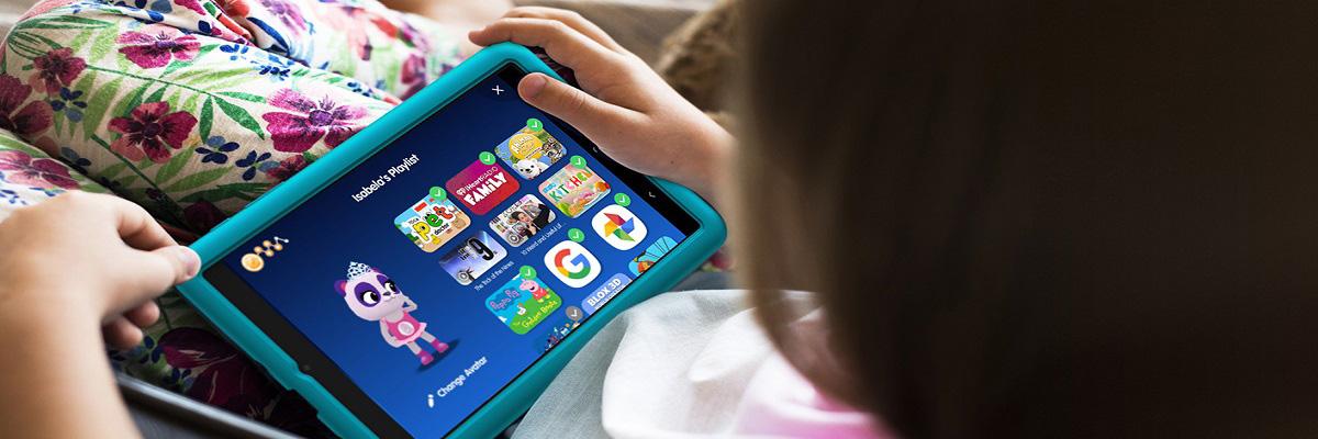 Лучшие детские планшеты: выбор ZOOM