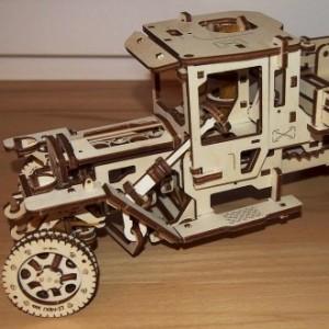Обзор 3D-конструктора Ugears UGM-11. «Оторвись от компьютера»