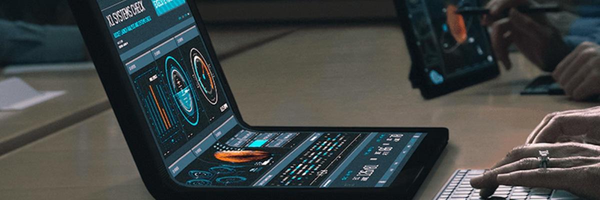 Обзор Lenovo Fold X1: ноутбук со складным экраном за 330 000 рублей