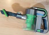 Обзор пылесоса Polaris PVCS 0622HG: легкий и удобный