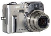 Casio Exilim EX-P600 - фотоаппарат для начинающих профессионалов