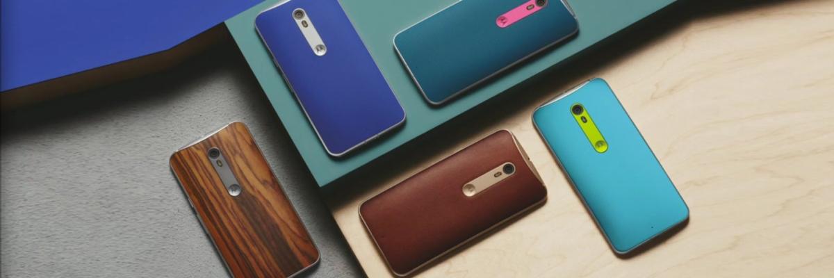 Современные смартфоны: из чего их делают?
