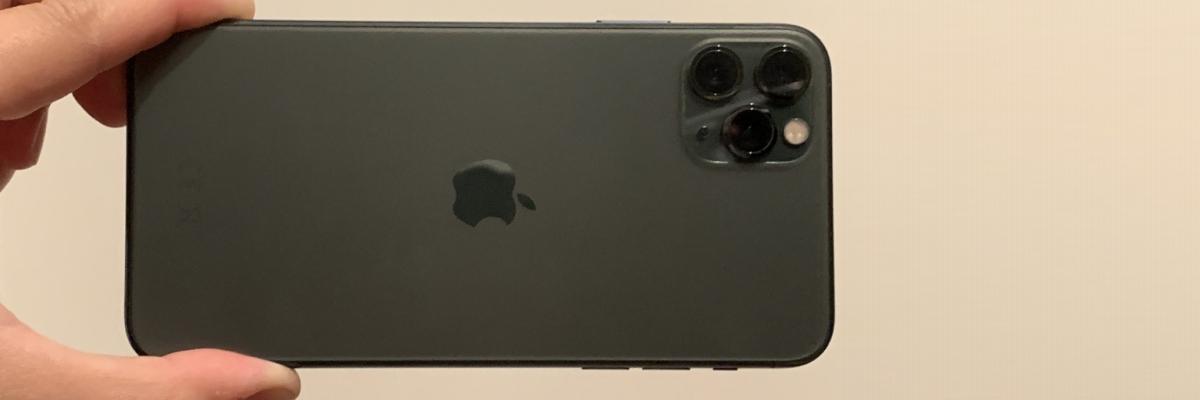 Обзор iPhone 11 Pro Max: дольше, шире, медленнее!