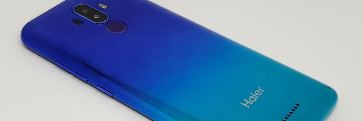 Обзор смартфона Haier Infinity I6