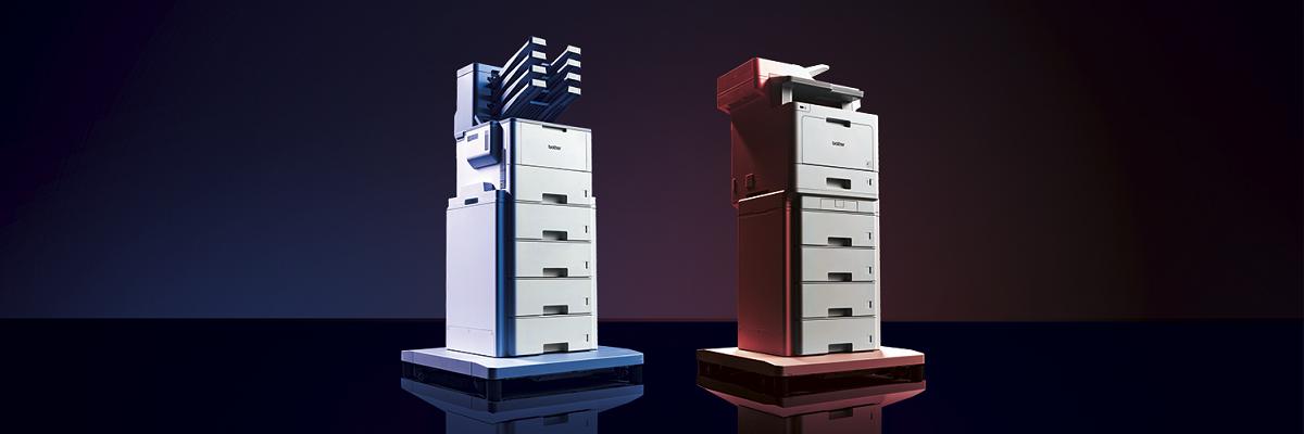 Обзор МФУ и принтеров Brother: ваш современный офис