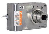 HP Photosmart R707 - фотокамера со справкой