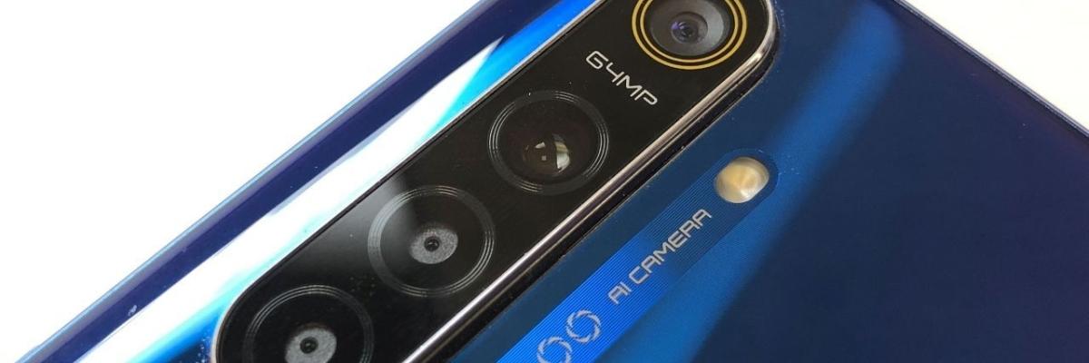 Обзор realme XT: первый в мире смартфон с 64 Мп камерой