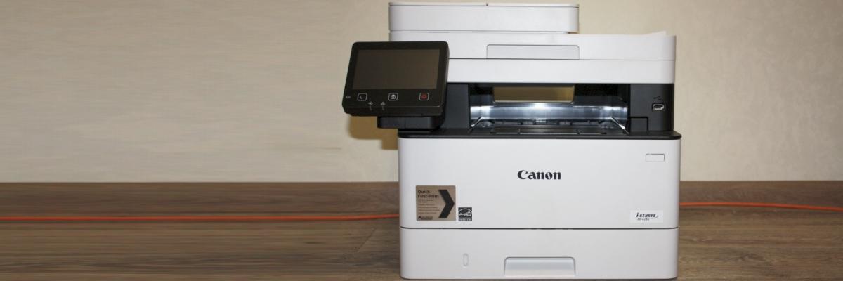 Обзор МФУ Canon i-SENSYS MF428x