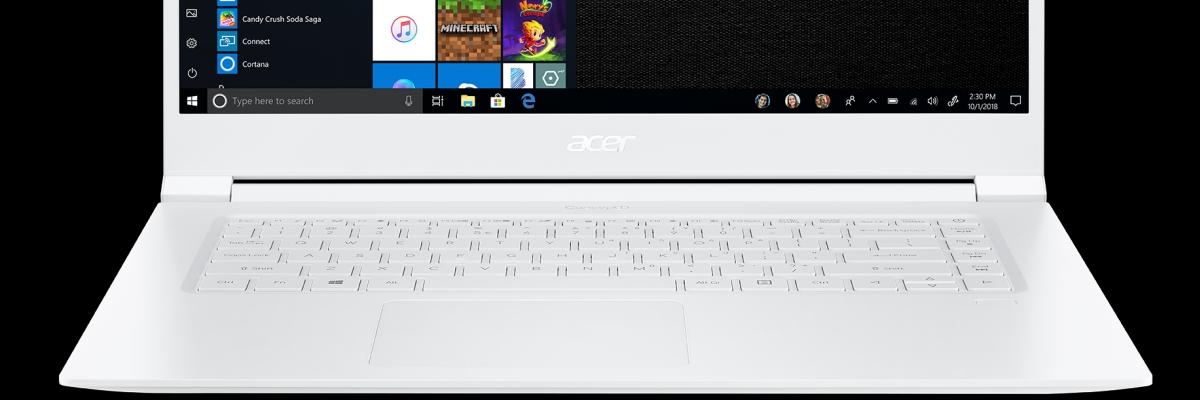 Обзор Acer ConceptD 5: мощный ноутбук для графического дизайна