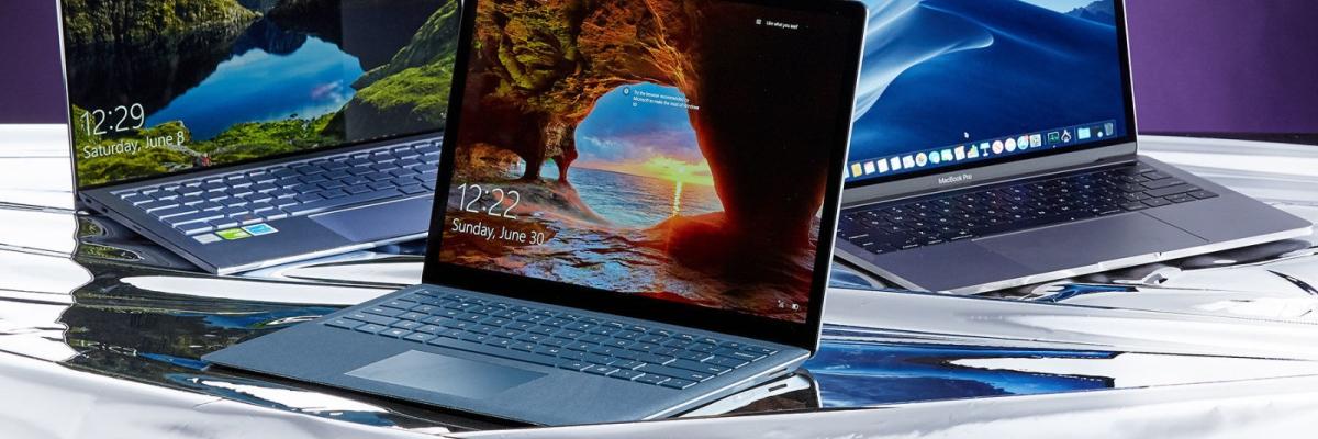 Идеи новогодних подарков: лучшие ноутбуки