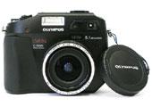 Olympus Camedia C-5060 — камера эпохи неоклассицизма