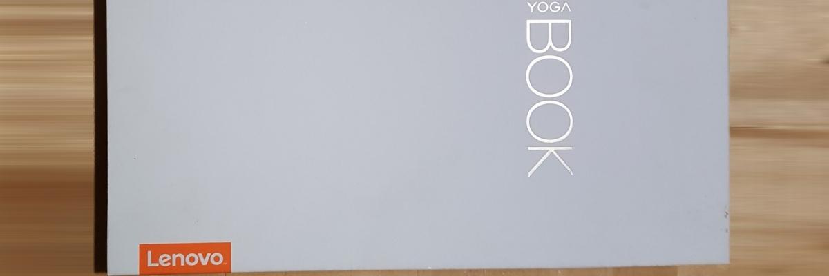 Обзор Lenovo Yoga Book: многофункциональный арт-объект