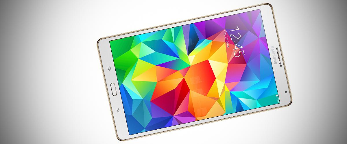 Обзор Samsung Galaxy Tab S: новый флагманский планшет