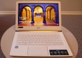 Обзор ноутбука Acer Aspire S13: современный и практичный