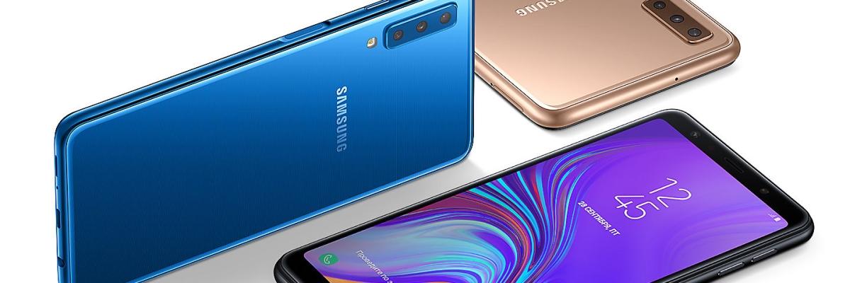 Обзор смартфона Samsung Galaxy A7: новый средний класс
