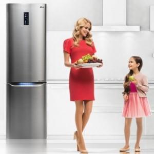 Двухкамерные холодильники: хиты продаж