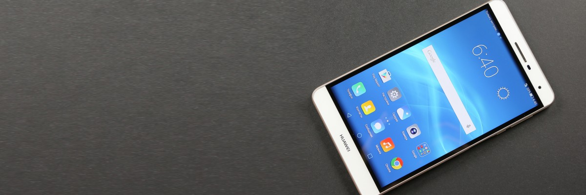 Обзор планшета Huawei T2 7.0 Pro: притворяется фаблетом