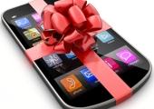 Новогодние подарки. Смартфоны