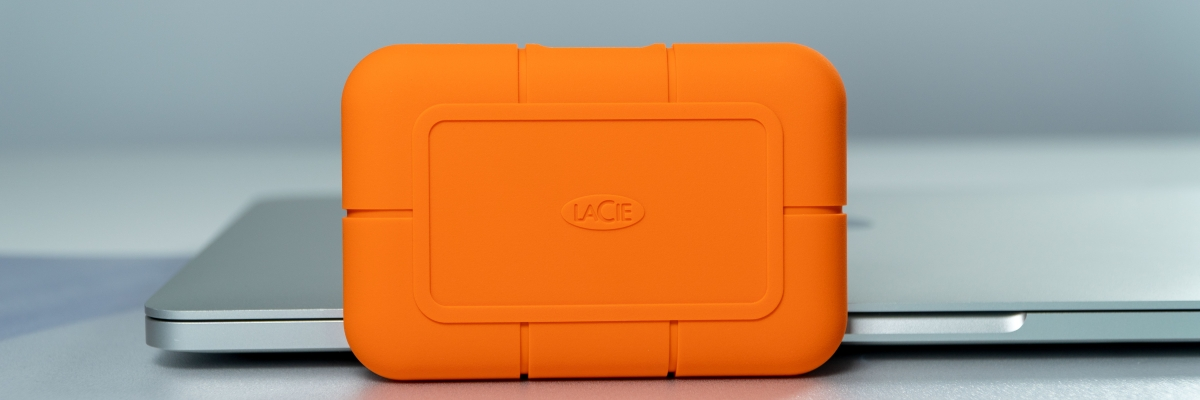 Обзор внешнего SSD LaCie Rugged: неубиваемый малый