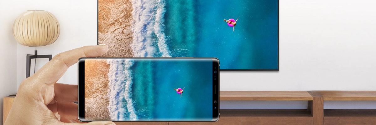 Как подключить смартфон к телевизору: советы ZOOM