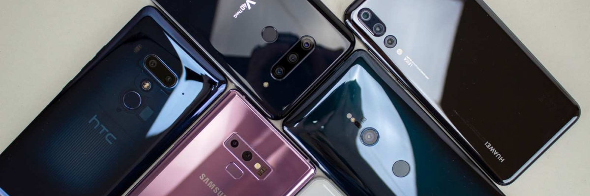 7 самых мощных смартфонов в 2019 году