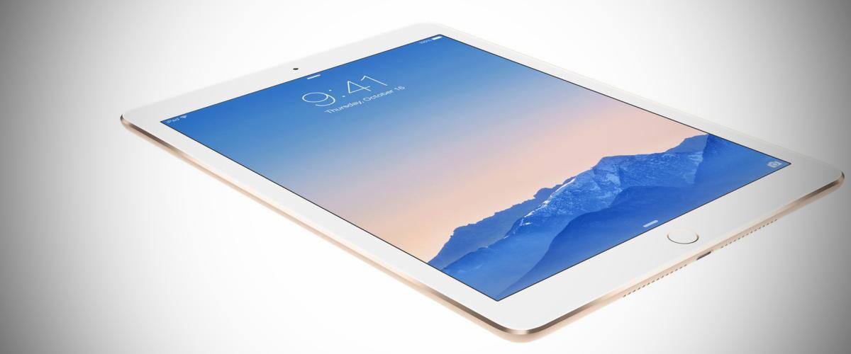 Тест Apple iPad Air 2: 14 унций чистого «золота»