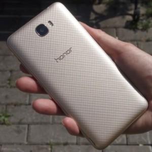 Обзор смартфона Huawei Honor 5A: почти без недостатков