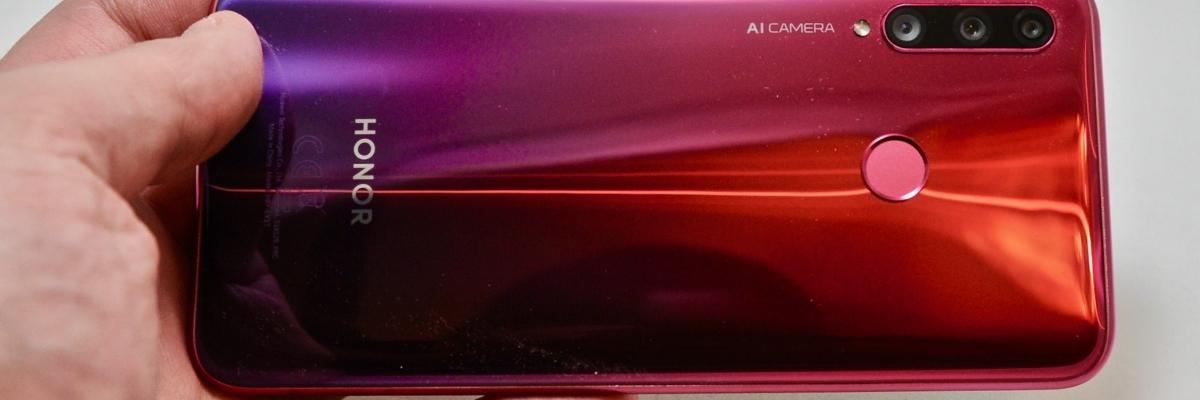 Обзор смартфона Honor 10i: яркий камерофон