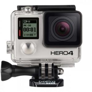 Обзор видеокамеры GoPro Hero 4. Младший брат смотрит за тобой