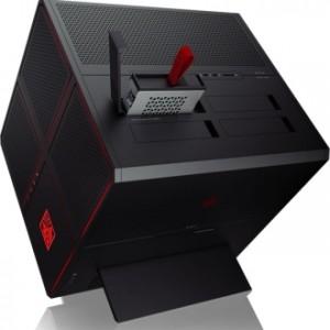 Обзор игрового компьютера HP Omen X