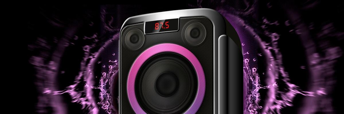 Громче грома: самые мощные автономные Bluetooth-колонки