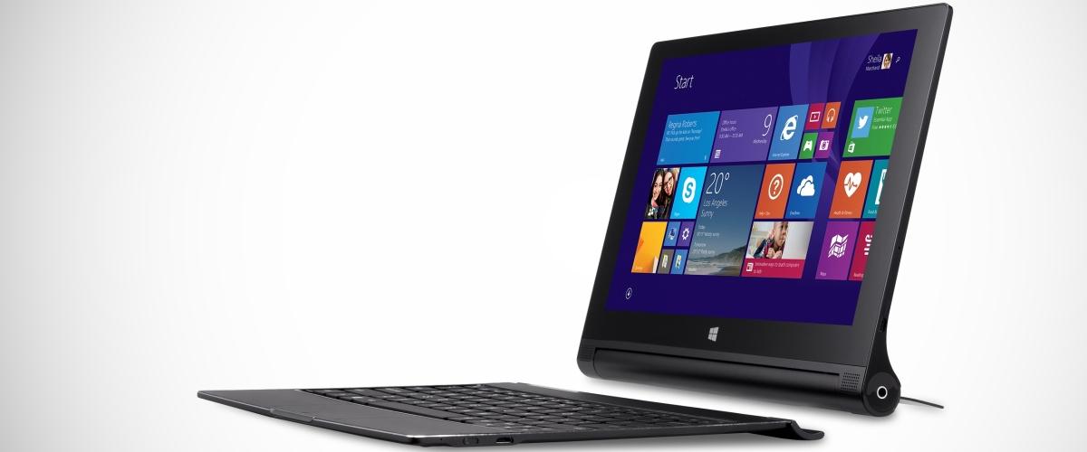 Первый тест в России: планшет Lenovo Yoga Tablet 2