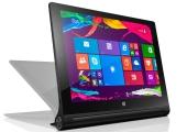 ������ ���� � ������: ������� Lenovo Yoga Tablet 2