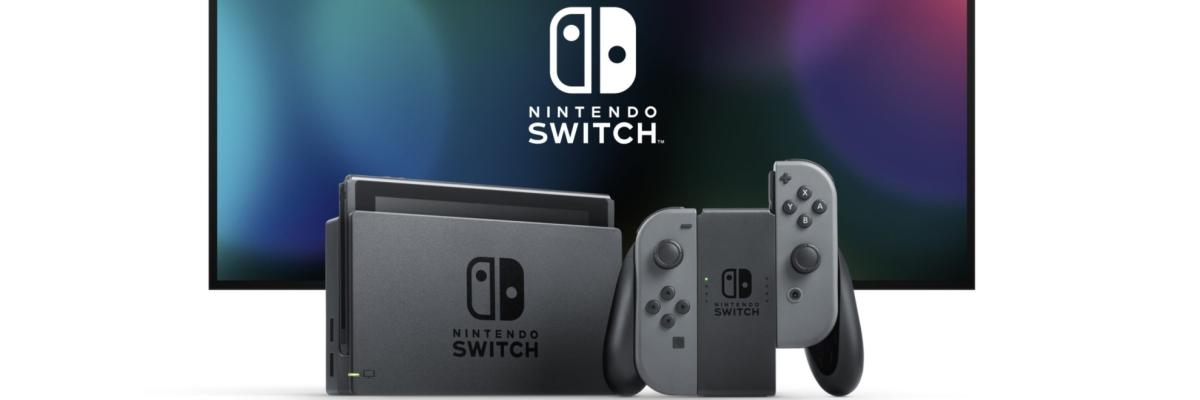 Nintendo Switch: первый взгляд на новую игровую консоль