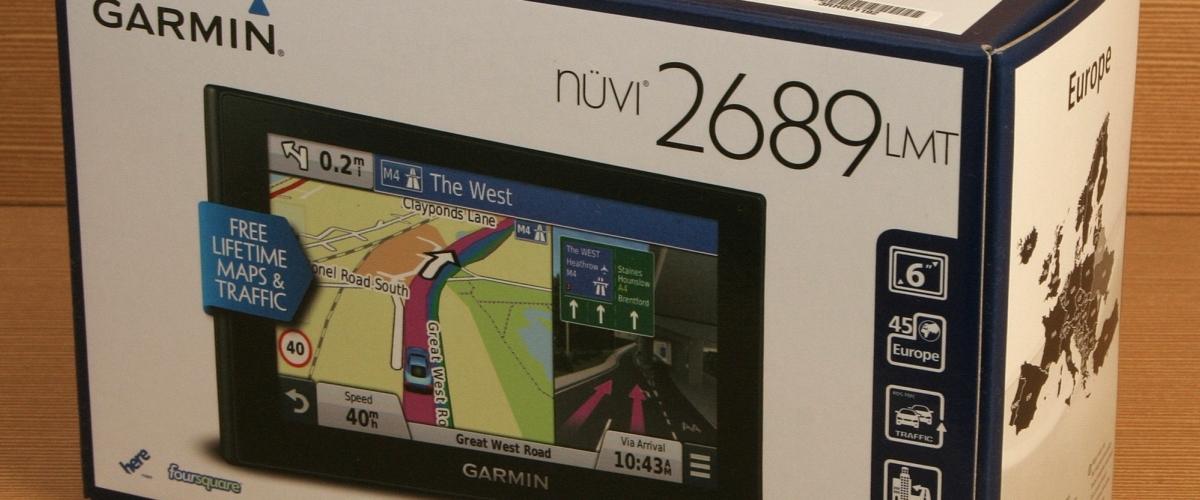 Обзор автомобильного навигатора Garmin nuvi 2689LMT