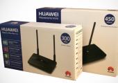Обзор двух новинок от компании Huawei: роутеры WS319 и WS550