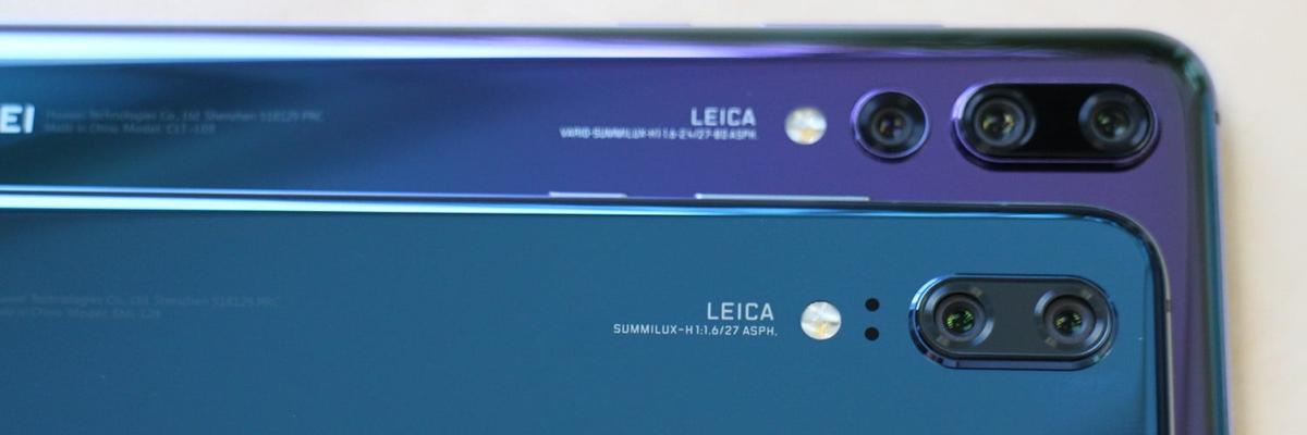 Обзор смартфона Huawei P20 Pro: камер много не бывает