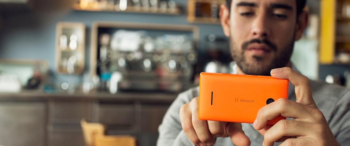 Доступные смартфоны Lumia 435 и Lumia 532