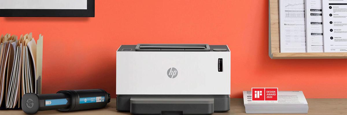 HP Neverstop Laser: чем выгодны принтеры без картриджей