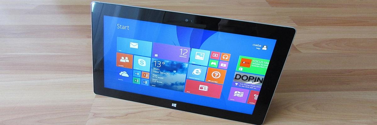 7 лучших планшетов на Windows. Выбор ZOOM