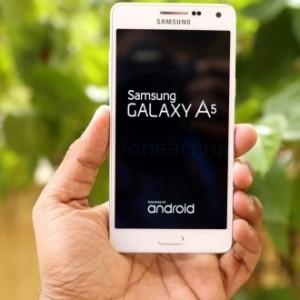 Обзор смартфона Samsung Galaxy A5. Встречают по одёжке